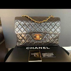 ♥️Sold♥️  Classic Chanel Maxi flap bag